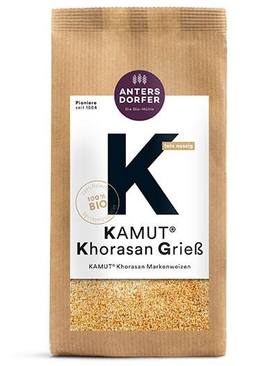 KAMUT Khorasan Grieß