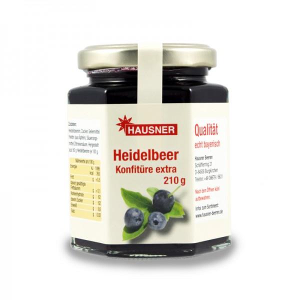 Heidelbeer-Konfitüre