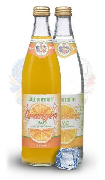 Orangen Limo Schönramer
