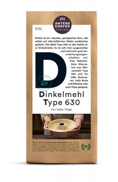 Dinkelmehl Type 630 1kg