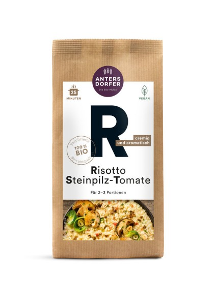 Risotto Steinpilz-Tomate