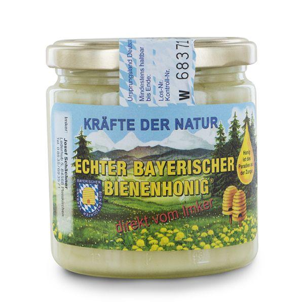 Bienenhonig cremig vom Schächnerhof