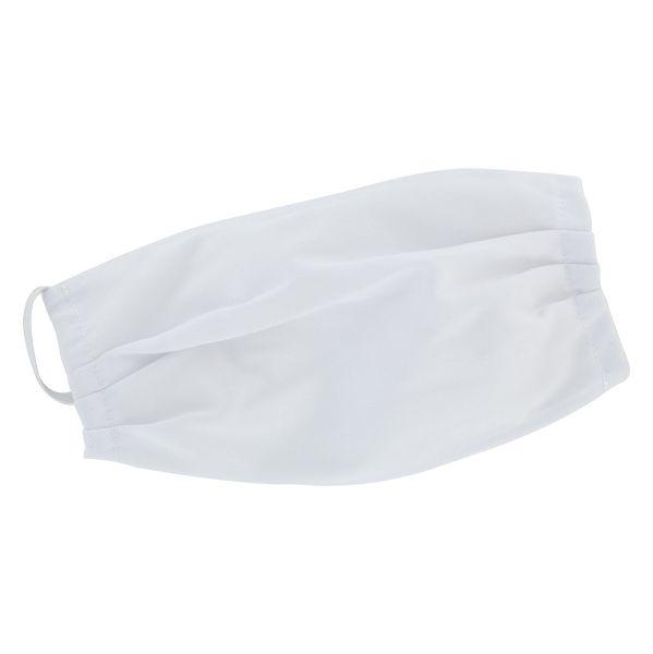 Schutzmaske weiß