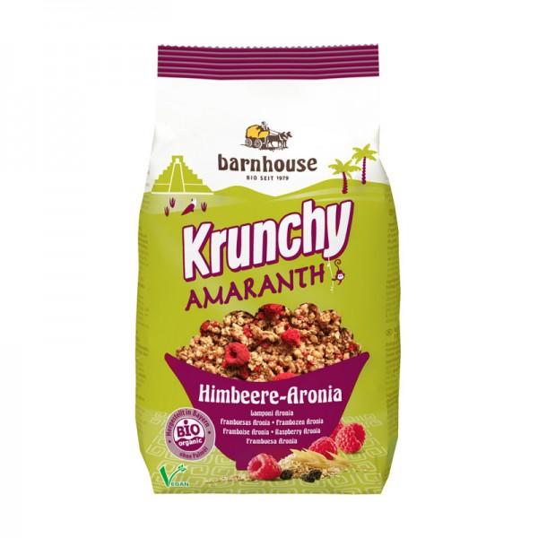 Krunchy Amaranth Himbeer/Aronia