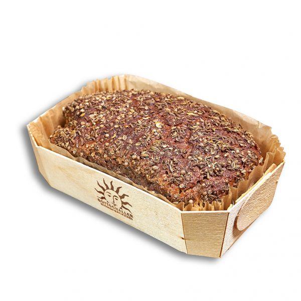 Bio Barbara Rütting Brot 500 Gramm von der Gottschaller Biohofbäckerei