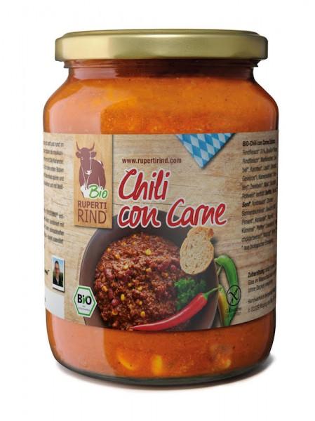 Chili con Carne Groß Bio