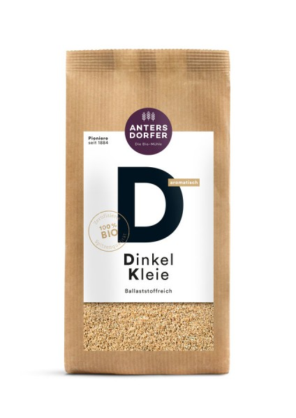 Dinkel Kleie