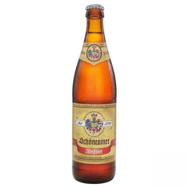 Schönramer Weißbier 0,5l