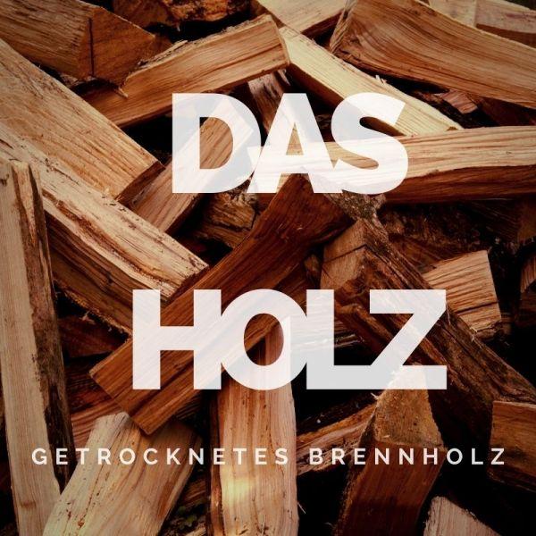 Buchen-Brennholz 33cm trocken