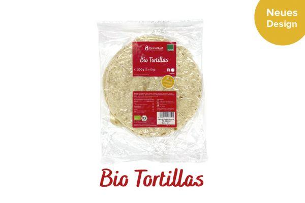 Bioland Tortillas 20 cm