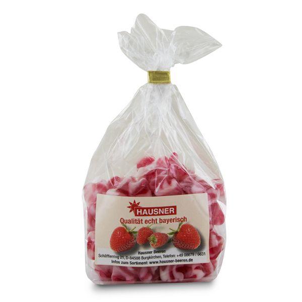 Gummibärchen Erdbeer-Sahne im 180 Gramm Beutel