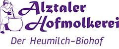 Alztaler Hofmolkerei