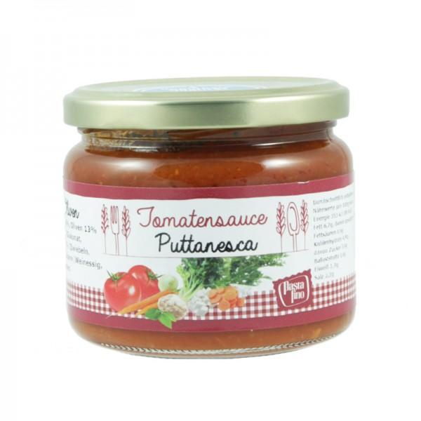Sugo Puttanesco Pastasauce