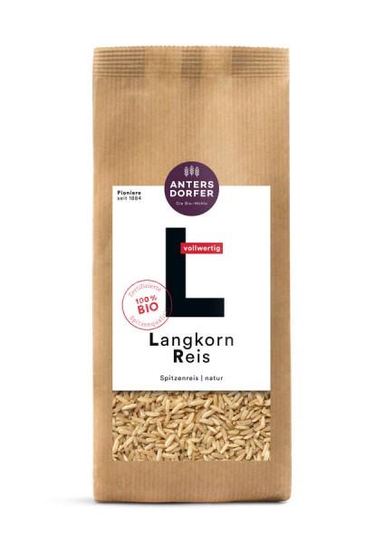Langkorn Reis natur (Spitzenreis) 1kg