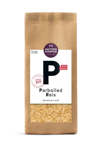 Parboiled Reis weiß (Spitzenreis) 500g