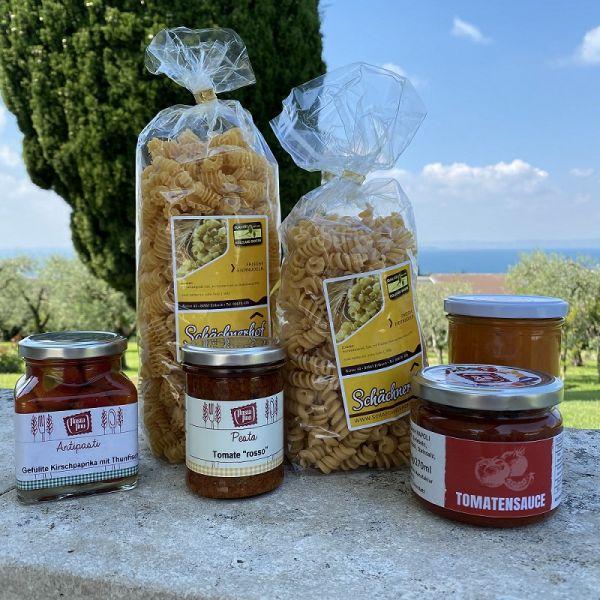"""Lago Di Garda""/""Dolce Vita""/""Bella Italia"" Geschenkbox"