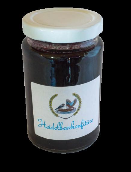 Heidelbeer-Konfitüre Bio