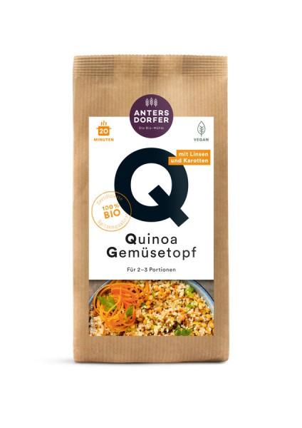 Quinoa Gemüsetopf