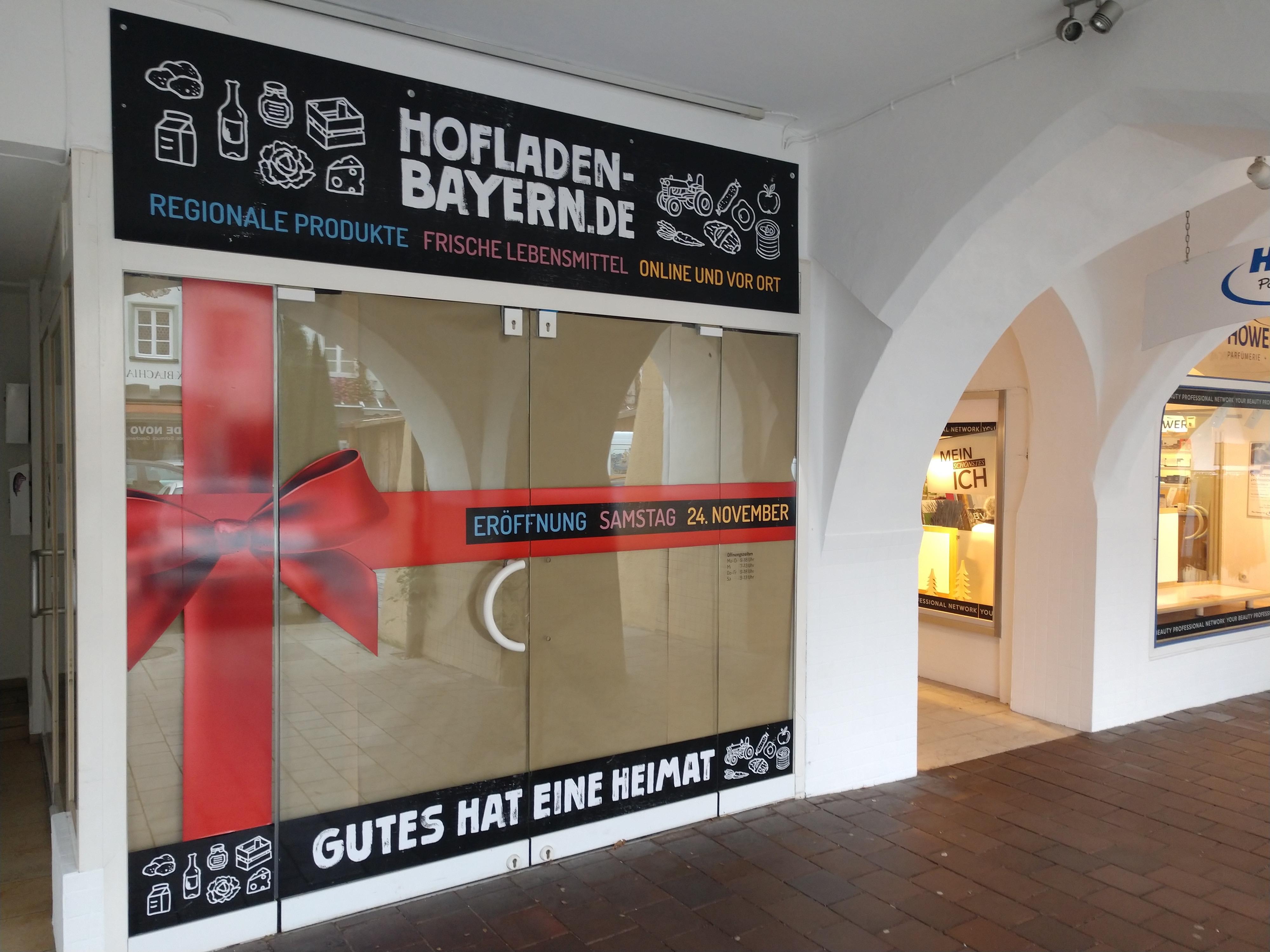 Filiale Neuötting - Ludwigstr. 44 - 84524 Neuötting - Hofladen-Bayern.de