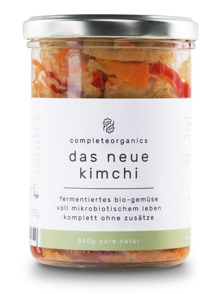 das neue kimchi Bio