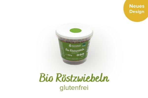 Bioland Röstzwiebeln knusprig (glutenfrei)