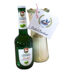 Dinkel-Bierbrot Brotbackmischung Bio