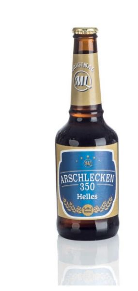 Arschlecken 350 Helles