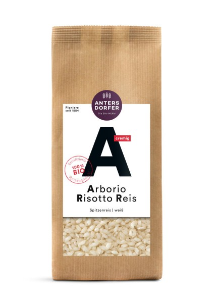 Arborio Risotto Reis weiß (Spitzenreis) 500g