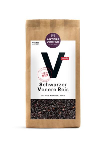 Schwarzer Venere Reis natur (Spitzenreis)