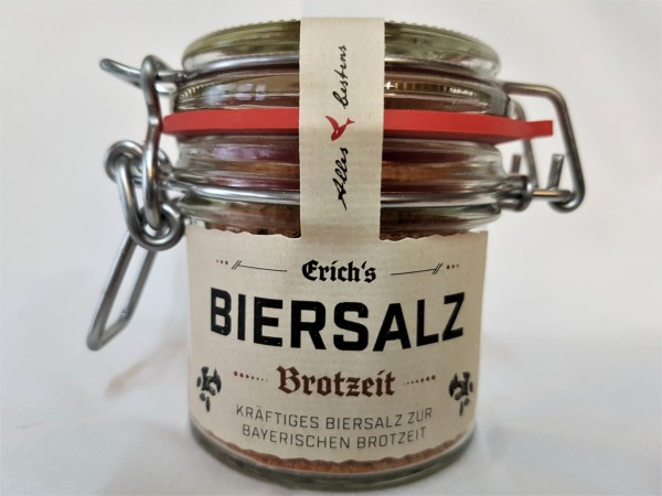 Biersalz Brotzeit