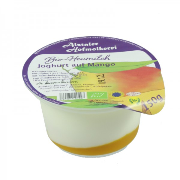 Joghurt Mango