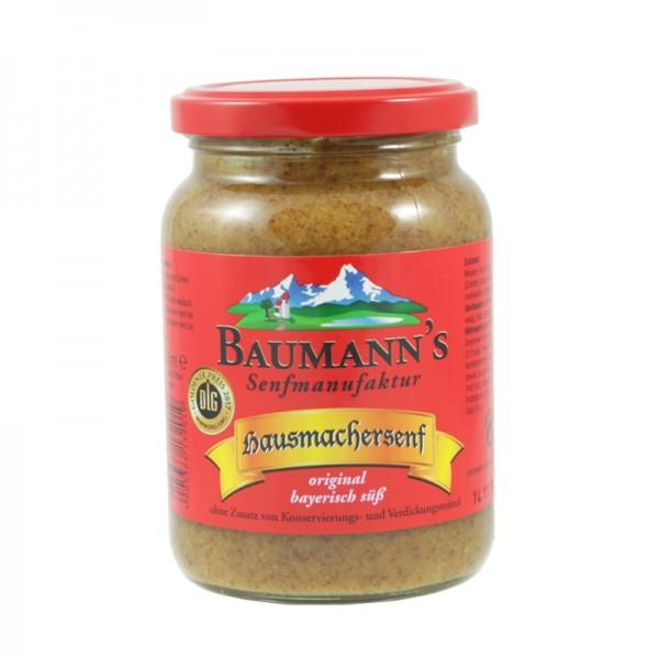 Hausmacher Senf süß 335ml