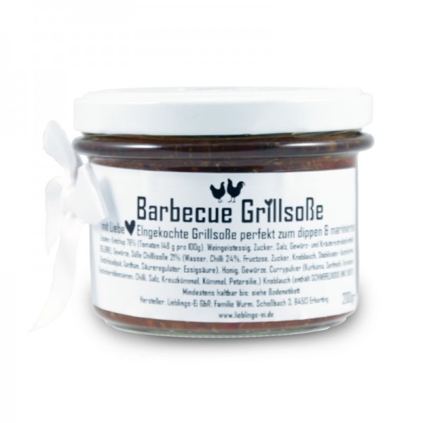 Barbecue Grillsauce