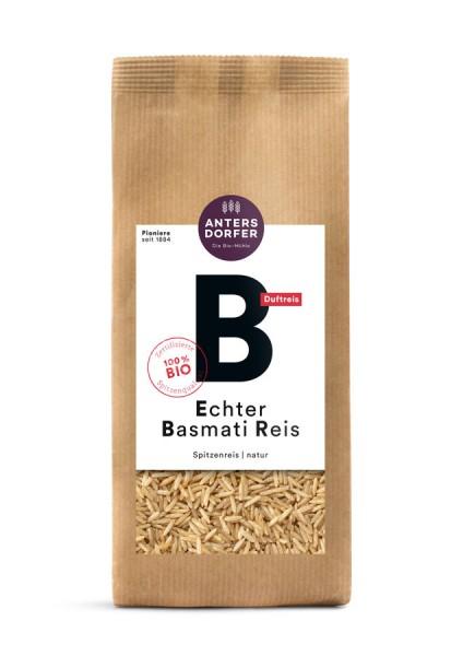 Echter Basmati Reis natur (Spitzenreis) 1kg