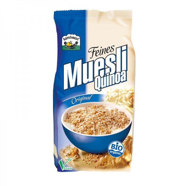 Feines Müsli Quinoa Original
