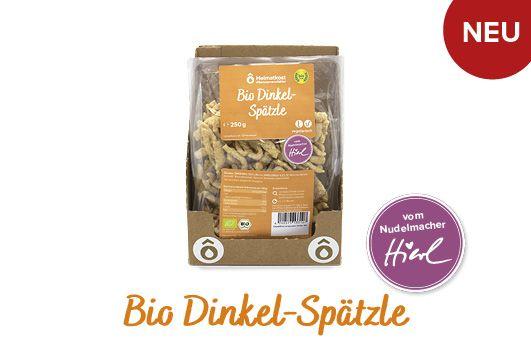 Biokreis Dinkel-Spätzle