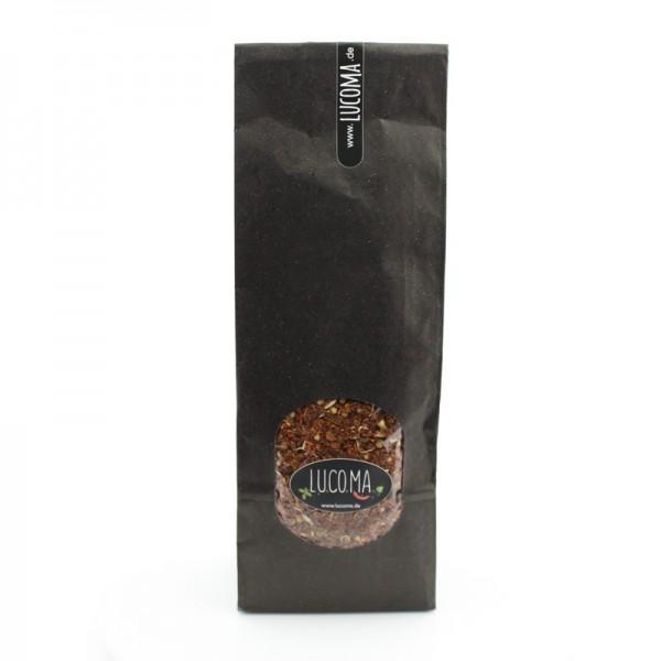 Schlittenfahrt Tee Lucoma