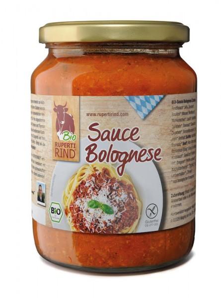 Sauce Bolognese Groß Bio