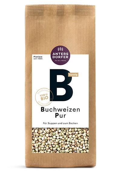 Buchweizen Pur