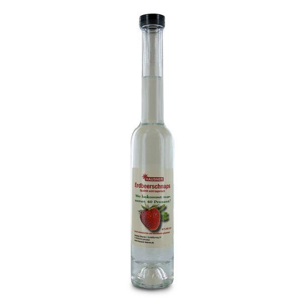 Erdbeerschnaps 0,2 Liter