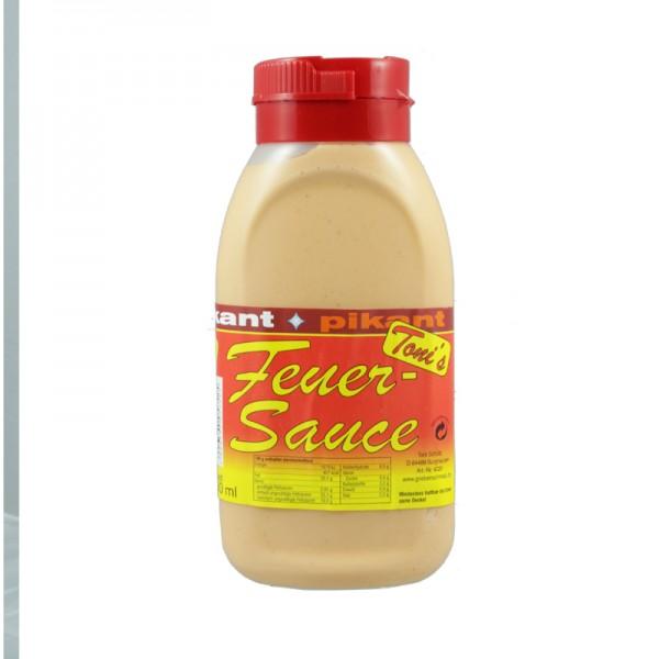 Feuer-Sauce pikant