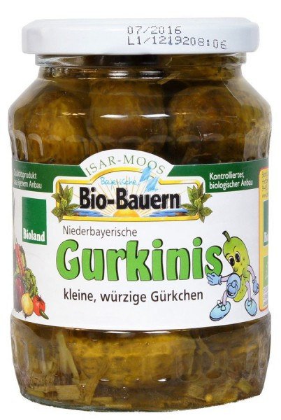 Gurkinis - Gurken
