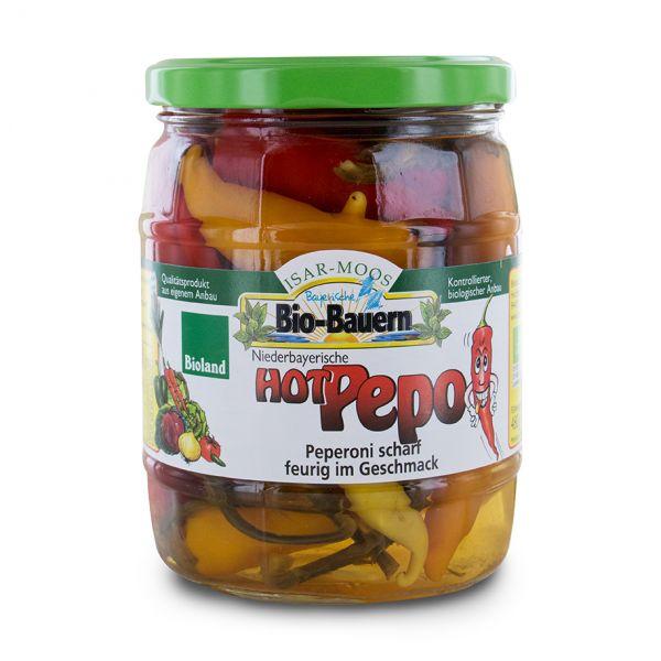 Hot Pepo von Biohof Laurer