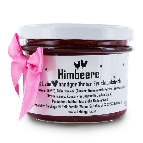 Himbeer Fruchtaufstrich von LieblingsEi