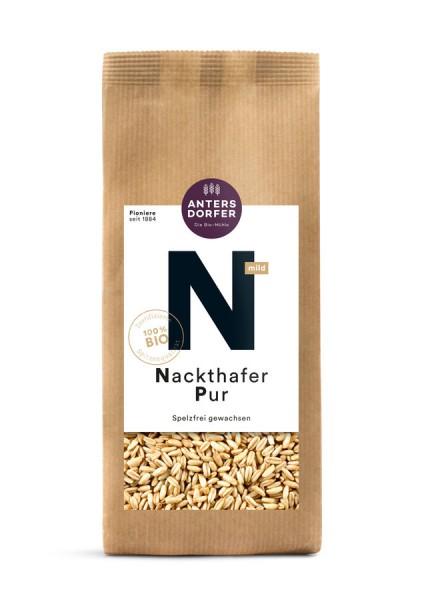 Nackthafer Pur