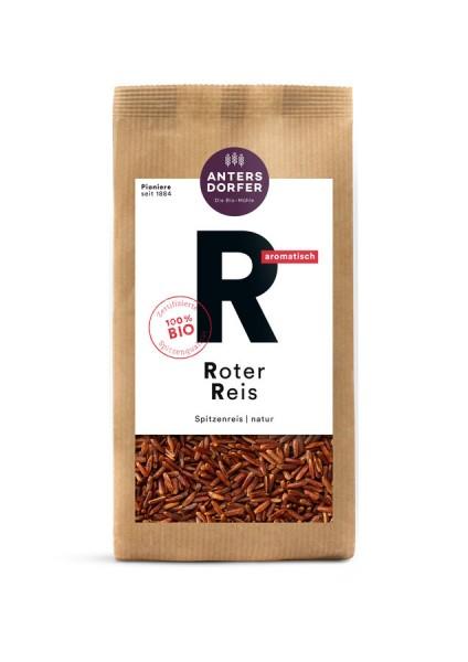 Roter Reis natur (Spitzenreis)
