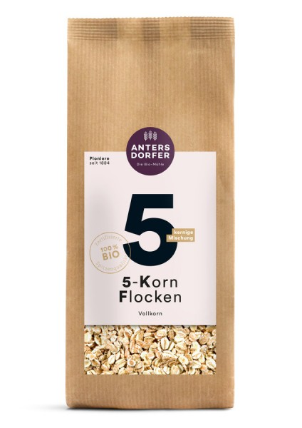 5-Korn Flocken 500g